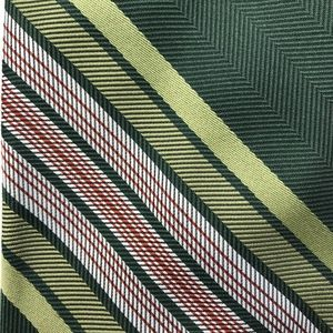 VTG Monsieur Cravatieur Green Necktie A050729